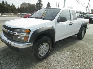 2007 Chevrolet Colorado LT Z71 4X4