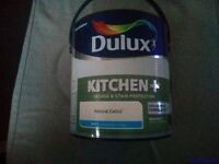 Brand new paint for kitchen