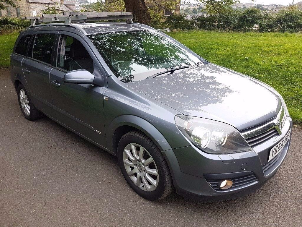 Vauxhall Astra 1.8 Design Estate
