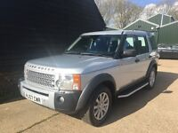 Landrover discovery 3 2007 2.7 tdi HSE SPEC