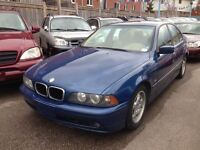 2002 BMW 5 Series 530iA Leather Alloy Wheels