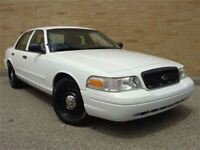 2009 Ford Crown Victoria Police Interceptor. Only 151000 Km!
