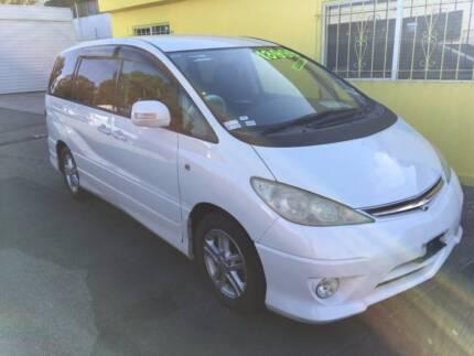 2003 Toyota Tarago(Estima) Primium Automatic People Mover $12999