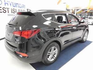 2017 Hyundai Santa Fe Sport SE AWD2.4L CUIR/MAGS/TOIT 110$/semai West Island Greater Montréal image 7