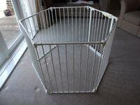 Lindam Safe & Secure Metal Playpen