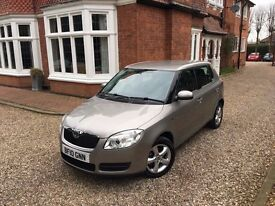 2010 10 Skoda Fabia 1.4 TDI PD 2 5dr! BEAUTIFUL CONDITION! RELIABLE, CHEAP TO RUN GREAT VALUE CAR!