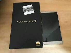 Huawei Mate 7 Gold dualism