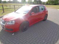 Volkswagen Golf 3.2 V6 R32 DSG 4MOTION 5dr Red F/S/H