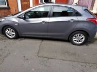 Hyundai i30 1.6 CRDi Active 5dr Auto Immaculate Condition