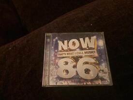 Now 86 cd