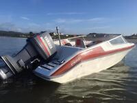 Picton Royale 156 speedboat