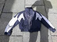 Hein gerrick textile motorbike jacket