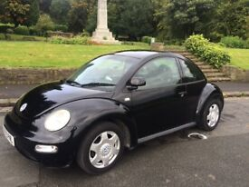 2001 volkswagon beetle 2.0 full leather!!