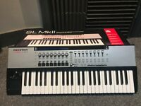NOVATION 49SL Mk2 USB MIDI KEYBOARD