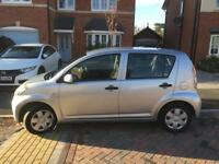 Daihatsu Sirion 2005 for sale £650 ONO