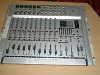 Behringer mixing desk with effects 1804