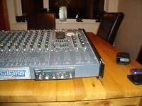 Roland Powered Mixer (250W + 250W) 12 Channels