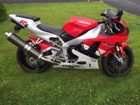 1999 Yamaha R1 4XV