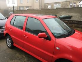 Automatic Polo 1.4, Low milage, year 2001