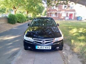 Honda Accord 2.4 i-VTEC EX 4dr 2007 IN EXCELLENT CONDITION AUTOMATIC