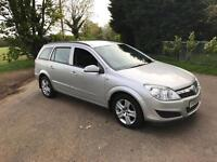 2009(58) VAUXHALL ASTRA CLUB 1.3 CDTI ESTATE MOT DECEMBER 2017 1 FORMER KEEPER CHEAP TAX