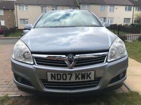 Vauxhall Astra Design 1.6 Petrol.