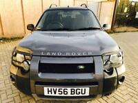 Land Rover Freelander 2006, AUTOMATIC, 2 Set Of Keys, Long Mot, Recently Fully Serviced***