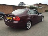 2008 BMW 3 SERIES 330D SALOON DAMAGED REPAIRABLE