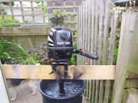2012 Parsun 5HP Four Stroke Short Shaft Outboard Engine