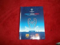 European Champions League Final 2006 Barcelona v Arsenal
