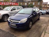 Vauxhall Astra 1.8 i 16v Life 5dr 6 MONTH FREE WARRANTY