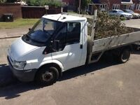 ford transit tipper part ex considered