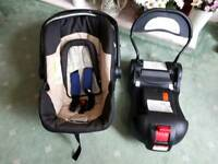 Britax Eclipse Si Car Seat
