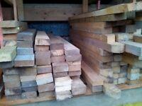 Metre long timber