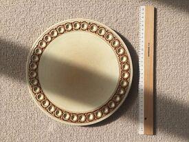 Jersey Pottery Serving Plate