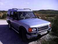 LAND ROVER DISCOVERY TD5 ES AUTOMATIC 7 SEATER GREAT SOLID CAR