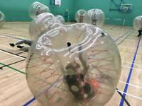 Used Bubble Football/Zorb Football equipment