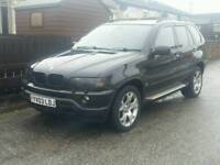 BMW X5 3.0D SPORT VGC LEATHER ETC SELL MAY SWAP PX WHY