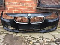 BMW 3 series f30 2012 2013 2014 genuine front bumper for sale