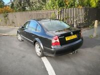 BARGAIN!! VW PASSAT, 1.9 DIESEL, NEW CLUTCH AND CAM BELT, MUST SEE!!!!!