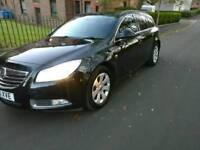 Vauxhall insignia estate sri cdti with Large boot
