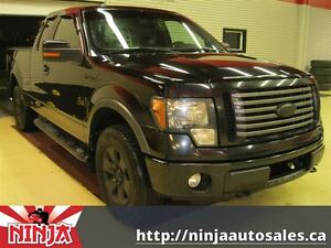 2011 Ford F-150 FX4 Black Beauty