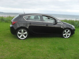 2010 astra sri cdti 2.0. new shape cheapest on the net, Full leather