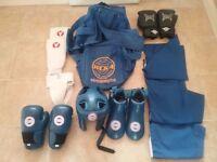 WCKA Kickboxing Equipment