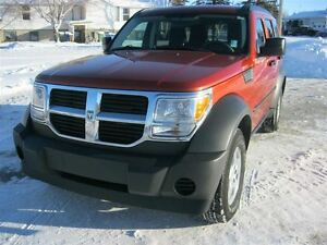 2007 Dodge Nitro SXT - ACCIDENT FREE! FINANCE!!!