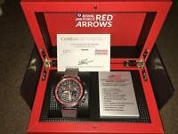 RAF Red Limited Edition Citizen Navihalk A. T