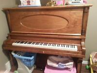 100 Year old Piano