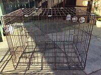 Large Dog Crate 78cm x 51cm x 60cm