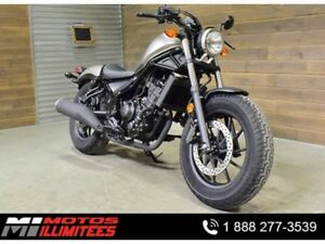 2018 Honda Rebel 300 ABS