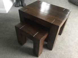 Coffee Tables Set of 2